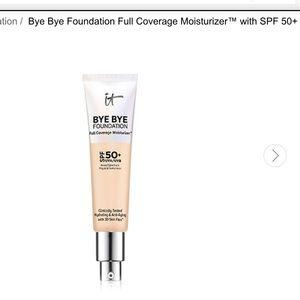 Bye Bye It Foundation Brand New In Box